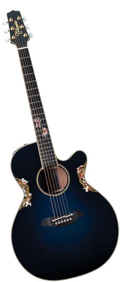Takamine 2011 Limited Edition Acoustic-Electric guitar :) How to describe Takamine guitars in one word ? I guess that´d be... tradition.