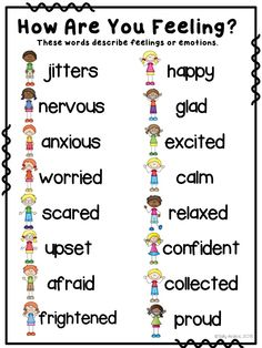FREEBIE! This First Day Jitters activity is included in my First ...
