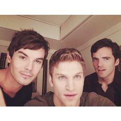 prettylittleliars's photo on Instagram mmmm... Cute❤️ 2man crush Monday's - sorry Toby! Haha