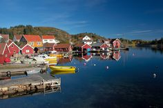 Photowalk on an island in southern Norway by Christian Haugen, via Flickr
