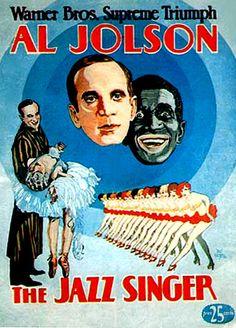 """El seis de octubre de 1927 se estrenó en Nueva York la primera pelicula de cine sonoro, """"El cantante de jazz"""". A partir de ese momento la industria cinematográfica conocería una de sus primeras grandes revoluciones, antes del color, el formato panorámico y los grandes efectos especiales. Aquí puedes ver un fragmento de la pelicula: http://www.youtube.com/watch?v=UYOY8dkhTpU"""