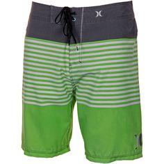 60a206811 Hurley Phantom Blockade 4-Way Stretch Boardshort - Neon Green