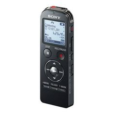 Sony ICD-UX533 4 GB Voice Recorder: Amazon.in: Electronics