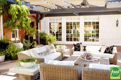 Peek Inside Tiffani Thiessen's California Cool Home