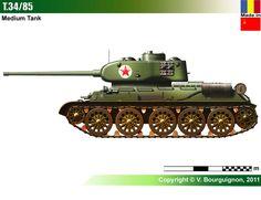T-34/85 mod. 44