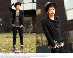 Korean Brands, Korean Fashion, My Love, How To Wear, Closet, Tops, K Fashion, Armoire, Cabinet