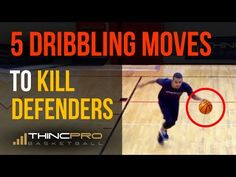 Get SICK Handles Watching TV? Basketball Chair Drills to Do By Yourself - YouTube