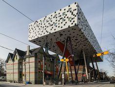 SHARP CENTRE FOR DESIGN, OCAD, Toronto