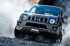 Suzuki New Zealand - Jimny 1.3 Sierra
