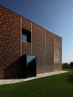 What a delicate membrane: marco castelletti: lake como house #architecture