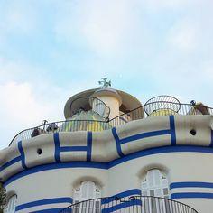 Torre de la Creu a #santjoandespí #baixllobregat