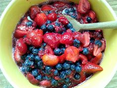 Triple berry jam without pectin