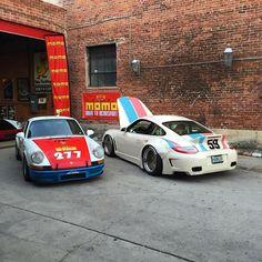 Magnus Walker Porsche 911 Brumos
