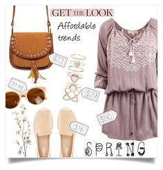 """""""Get the Look: Weekend Style Under $150"""" by anchilly23 ❤ liked on Polyvore featuring Etiquette, Charlotte Russe, Accessorize and Pier 1 Imports"""
