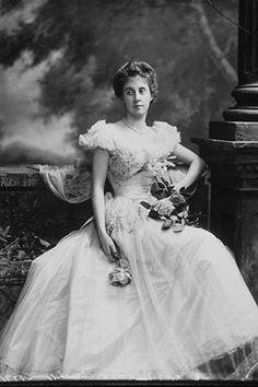 Miss Consuelo Vanderbilt, namesake of her Aunt the one-time ...