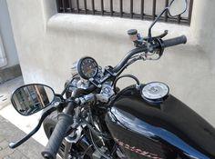 Harley XLH 1200 C by Tramp