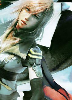 Final Fantasy XIII - Lightning