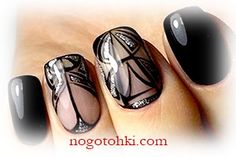 черные ногти дизайн Черные ногти дизайн – сочетание цветов, нюансы - 10 Октября 2016 - Ноготочки (все о ногтях) http://nogotohki.com/news/chernye_nogti_dizajn_sochetanie_cvetov_njuansy/2016-10-10-209?_utl_t=tw