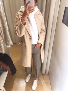 4 new season outfits for real women with normal budgets Winter Outfits, Casual Outfits, Fashion Outfits, Womens Fashion, Zara Fashion, Cozy Fashion, Style Masculin, Zara Outfit, Weekend Wear