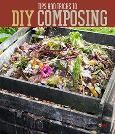 How to Make Compost | DIY Composting