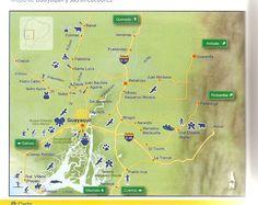 guayaquil ecuador | Guayaquil Ecuador Map: Street map of Guayaquil Ecuador