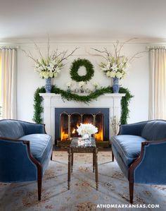 At Home in Arkansas | December 2014 | Blue Christmas