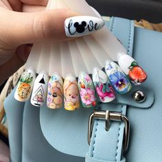 Ideas For Nails Almond Design Sweets Tumblr Nail Art, Nailart, Manicure, Ring Finger Nails, Acrylic Nail Tips, Pink Ombre Nails, Uñas Fashion, Gel Nails French, Easter Nails