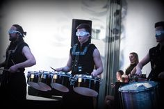 LED Drummers performing at the Eventex Awards - Dublin, Ireland. Drummers, Dublin Ireland, Acting, Awards, Good Things, Entertaining, Led