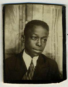 Miles Davis, age 8 or 9