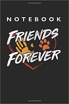Amazon.com: Dog Friend Forever Notebook: Lined College Ruled Notebook (9x6 inches, 120 pages): For School, Notes, Drawing, and Journaling (9798633752229): Notebooks, Cooldruck: Books Notebooks, Journals, School Notes, Journal Notebook, Friends Forever, Dog Friends, College, Drawing, Amazon