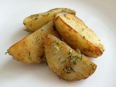 Papas con cilantro y limón #Recetas #Cocina #RecetasPasoAPaso #CocinaCasera #RecetasdeCocina #Verduras #Patata