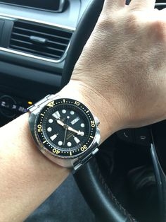 X'mas gift for myself! Seiko Srp775!