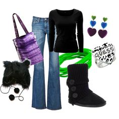Weekend by mamamary85 on Polyvore