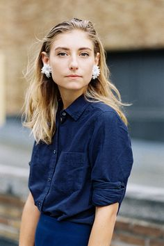 Vanessa Jackman: New York Fashion Week SS 2016....Jenny