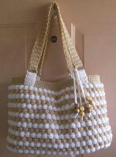 Winter bag-stripey!