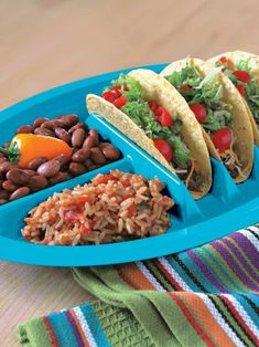 Taco Plates (set of 5)   Solutions