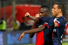 MARSEILLE - PARIS : 1-2 Blaise Matuidi, fier de ses couleurs