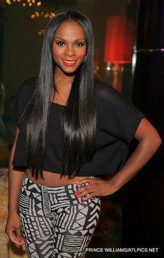 Photo Fresh Singer: Tika Sumpter - Wallpaper Actress