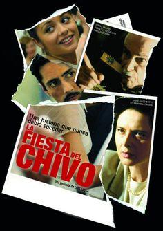 La Fiesta del chivo (DVD ESP LLO), basada en la novel·la homònima de Mario Vargas Llosa.