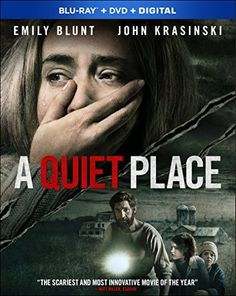 A Quiet Place A Quiet Place Emily Blunt (Actor) John Krasinski (Actor) John Krasinski (Director) John Krasinski, Emily Blunt, Good Movies To Watch, Great Movies, Movies Free, Oprah Winfrey, Jurassic World, Hindi Movies, See Movie
