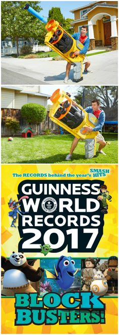 Guinness World Records (GWRecords) on Pinterest