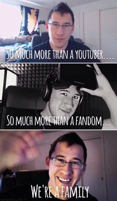 More than a YouTuber... : )