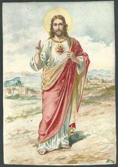 Sagrado Corazón de Jesús, sede del Amor Infinito y de la Misericordia divina.