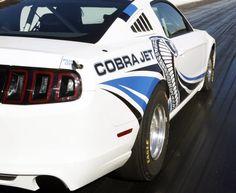 Cobra Jet Twin-Turbo concept