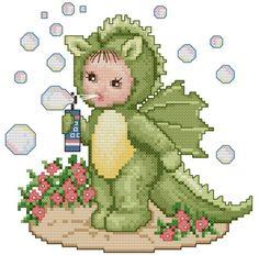 Dragon Baby by Ellen Maurer-Stroh