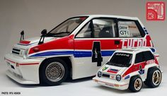 15_Nagano & Tamiya Honda City Turbo II