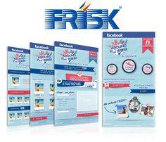 Frisk - Application jeu concours photos