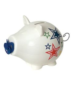 awesome star piggy bank!