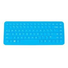 CY Keyboard Flexible Silicone Guard Film Shell Cover Blue for HP G4 G6