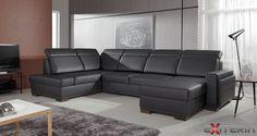 Elegantná sedacia súprava Inga 1 v tvare písmena U #sofa #divan #couch #settee